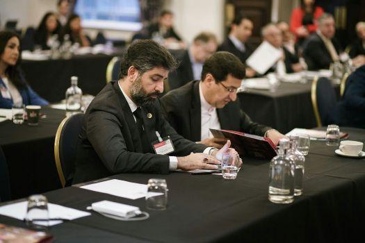 نشست مشترک فعالان اقتصادی ایران و انگلیس
