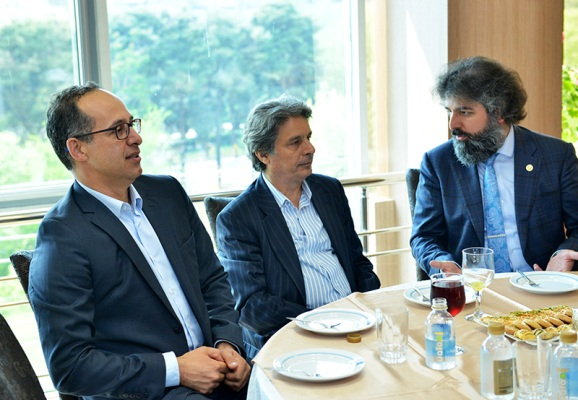 دیدار نوروزی فعالان اقتصادی با تشکل های اتاق تهران