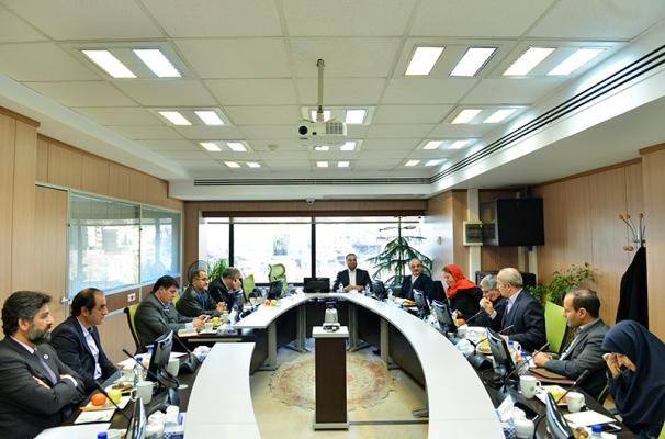 جلسات هیات نمایندگان
